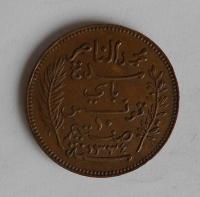 Tunis 10 Cent 1916