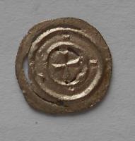 Uhry Denár 1131-41 Bela II. novoražba
