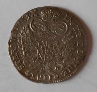 Uhry XVII. Krejcar 1763 František Lotrinský