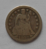 USA 1 Dinie 1853