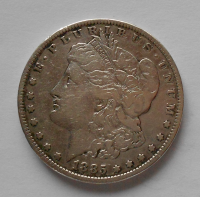 USA 1 Dolar 1885