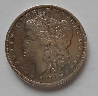 USA 1 Dolar 1891 O