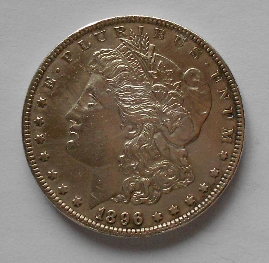 USA 1 Dolar 1896