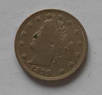 USA V Cent 1899