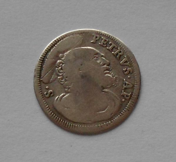 Vatikán Grosso 1676-83 Inocenc XI.