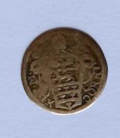Vatikán-Papežský stát Grosso 1688 Inocenc XI.