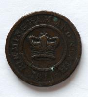 Velká Británie 1 Penny 1811