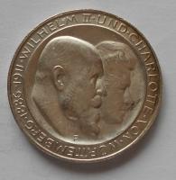 Würtenberg 3 Marka Wilhelm Charlotta