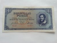 1 milion Pengö, 1945, Maďarsko
