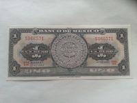 1 Peso, 1970, Mexiko