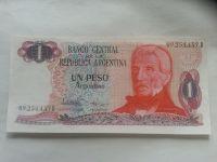 1 Peso, SAN MARTIN, Argentina