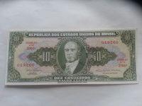 10 Cruzeiros, VARGAS, Brazilie