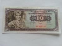 10 Dinár, 1965, Jugoslávie