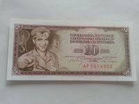 10 Dinár, 1968, Jugoslávie