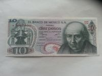 10 Pesos, 1977, Mexiko