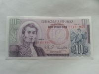 10 Pesos, 1980, Brazilie