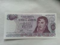 10 Pesos - BELGRAMO, Argentina