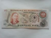 10 Piso, 1981, Filipíny