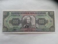 100 Sucres, 1988, Ekvádor