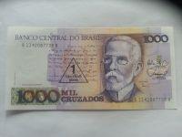 1000 Cruzados = 1 NOVO CRUZADO, de ASSIS, Brazilie