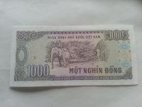 1000 Dong, 1988, Vietnam