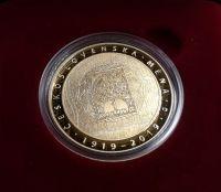 10000 Kč(2019-vznik československé měny), stav PROOF, etue a certifikát