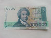 100000 Dinár, Chorvatsko