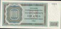 1000K/1942/, stav UNC, série C - I.vydání