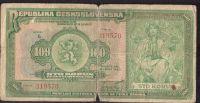 100Kč/1920/, stav 4-, série L