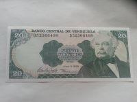 20 Bolivares, 1995, Venezuela
