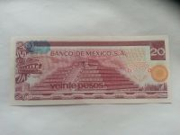 20 Pesos, 1977, Mexiko