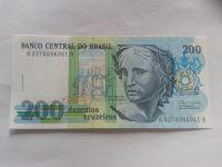 200 Cruzeiros, hlava republiky, Brazilie