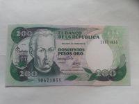 200 Pesos, 1992, Kolumbie