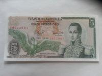 5 Peseta, 1981, Kolumbie