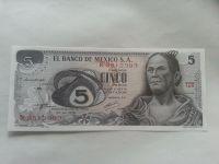 5 Pesos, 1972, Mexiko