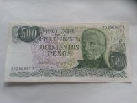 500 Pesos, SAN MARTIN, Argentina