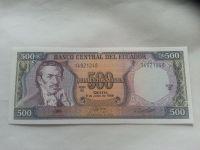 500 Sucres, 1988, Ekvádor
