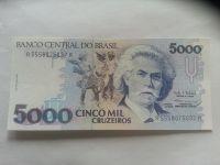 5000 Cruzados, GOMES, Brazilie