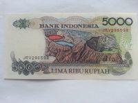 5000 Rupie, 1999, Indonésie