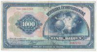 1000Kč/1932/, stav 2, série C