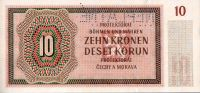 10K/1942/, stav 0 perf. NEPLATNÉ, série 09 N