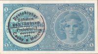 1K/1938-40/, stav 0, série A 038, ruční přetisk