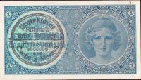 1K/1938-40/, stav 0, série A 076, ruční přetisk