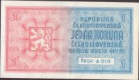 1K/1938-40/, stav 2+, série A 010, strojový přetisk
