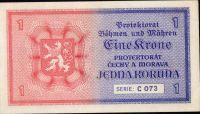 1K/1940/, stav UNC, série C 073