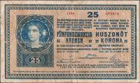 25K/1918/, stav 4, série 1104 s patkou a rastrem