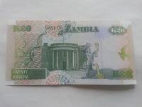 5 Kwacha, přehrada, Zambie