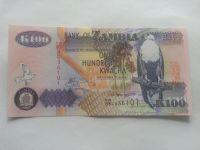 50 Kwacha, budova banky, Zambie