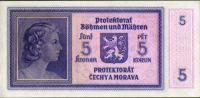 5K/1940/, stav UNC, série A 057