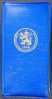ČSR sada 1980 modrý obal